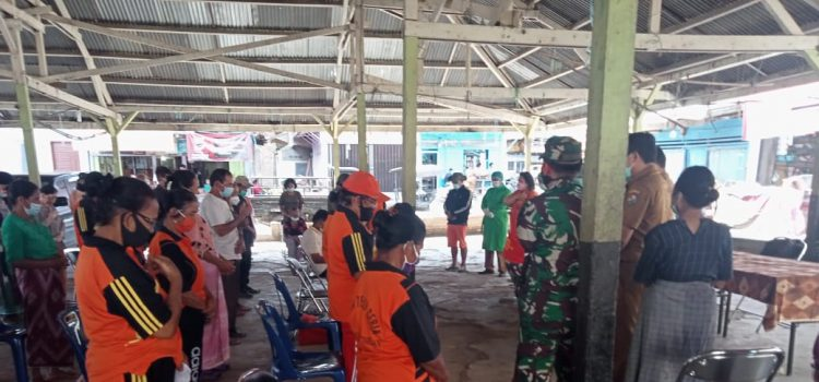 Seratus Lansia Desa Juhar Tarigan Terima Vaksinasi Tahap Pertama