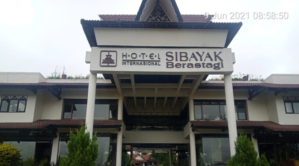 Antisipasi Penyebaran Covid19 Koramil 04/SE Patroli Yustisi di Hotel Sibayak